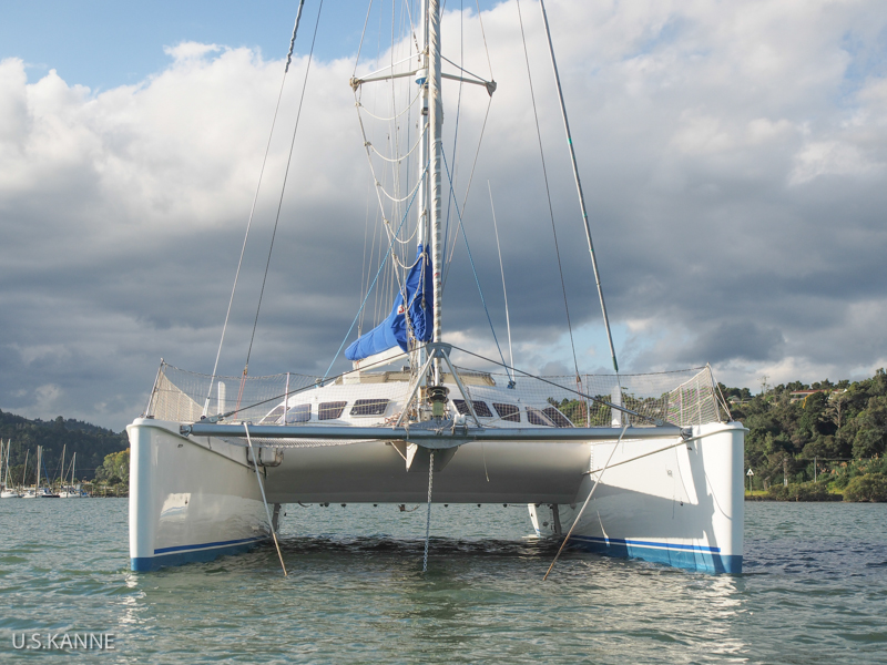 SOLD] Outremer 50 Std Blue Water Catamaran - Cruisers
