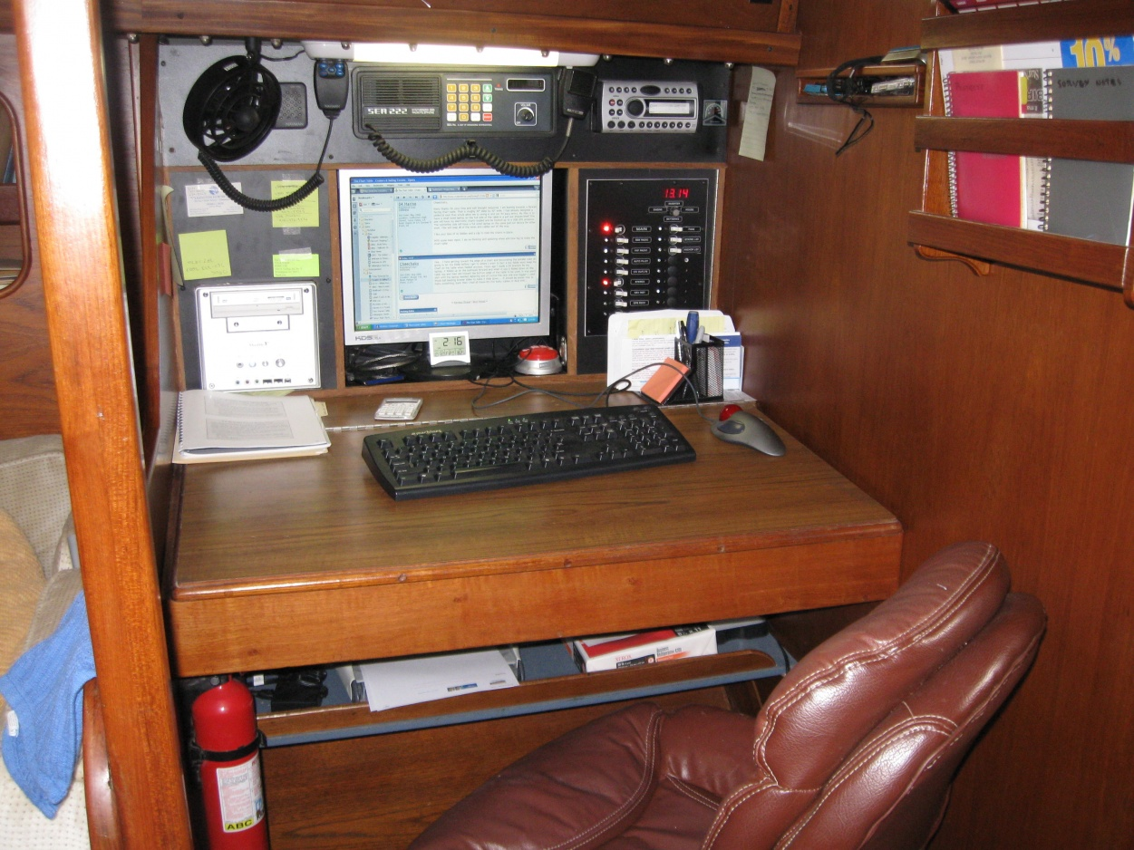 The Chart Table - Cruisers & Sailing Forums