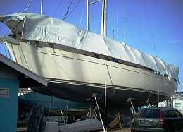 Click image for larger version  Name:Hull Finished.JPG Views:156 Size:262.1 KB ID:108648