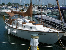 Click image for larger version  Name:Pearson Vanguard 32ft 1964 dock.jpg Views:723 Size:442.8 KB ID:109133