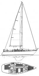 Click image for larger version  Name:Hunter 34 1983 EBayBIN $22K plan.jpg Views:666 Size:40.9 KB ID:109157