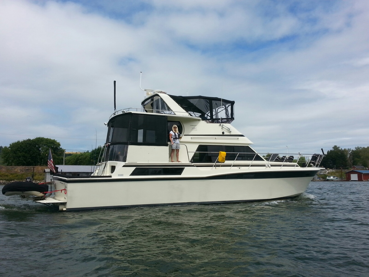 Click image for larger version  Name:Boat and Kay.jpg Views:101 Size:406.3 KB ID:109320