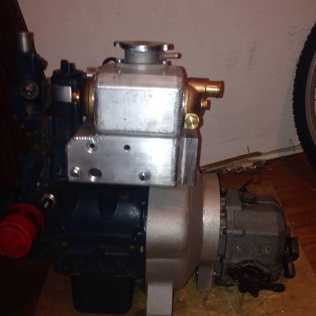 Marinized Kubota Engine       What Are the Differences