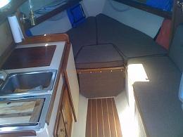 Click image for larger version  Name:PSC Flicka 20 1978 $28K cabin.jpg Views:492 Size:54.2 KB ID:109865