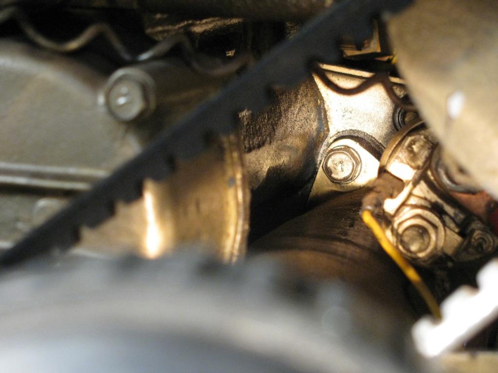 Click image for larger version  Name:Upper Starter flange bolt.JPG Views:171 Size:177.3 KB ID:11199