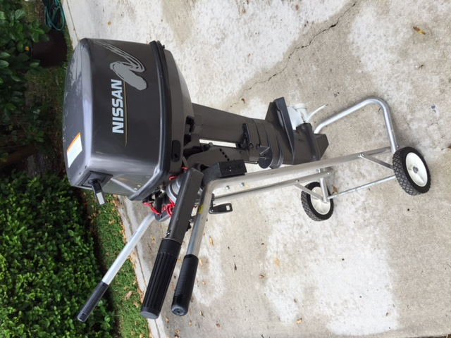 Click image for larger version  Name:Nissan 8HP 2 Stroke Outboard.JPG Views:159 Size:138.4 KB ID:112181