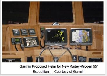 Garmin GPS Chartplotter? - Cruisers & Sailing Forums