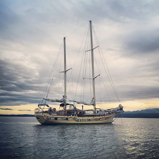 30ton Ferro cement Ketch about to voyage  Talk us out of a