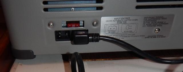 Engel Fridge and Iota IQ4 Battery Charger - Cruisers