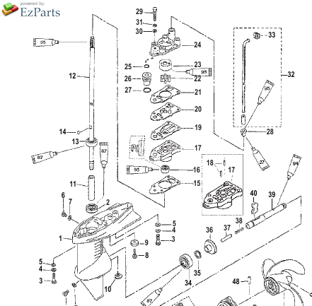 Click image for larger version  Name:3.3 merc lower unit schematic better.png Views:743 Size:81.0 KB ID:115788