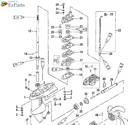 Click image for larger version  Name:3.3 merc lower unit schematic better.png Views:2225 Size:81.0 KB ID:115788