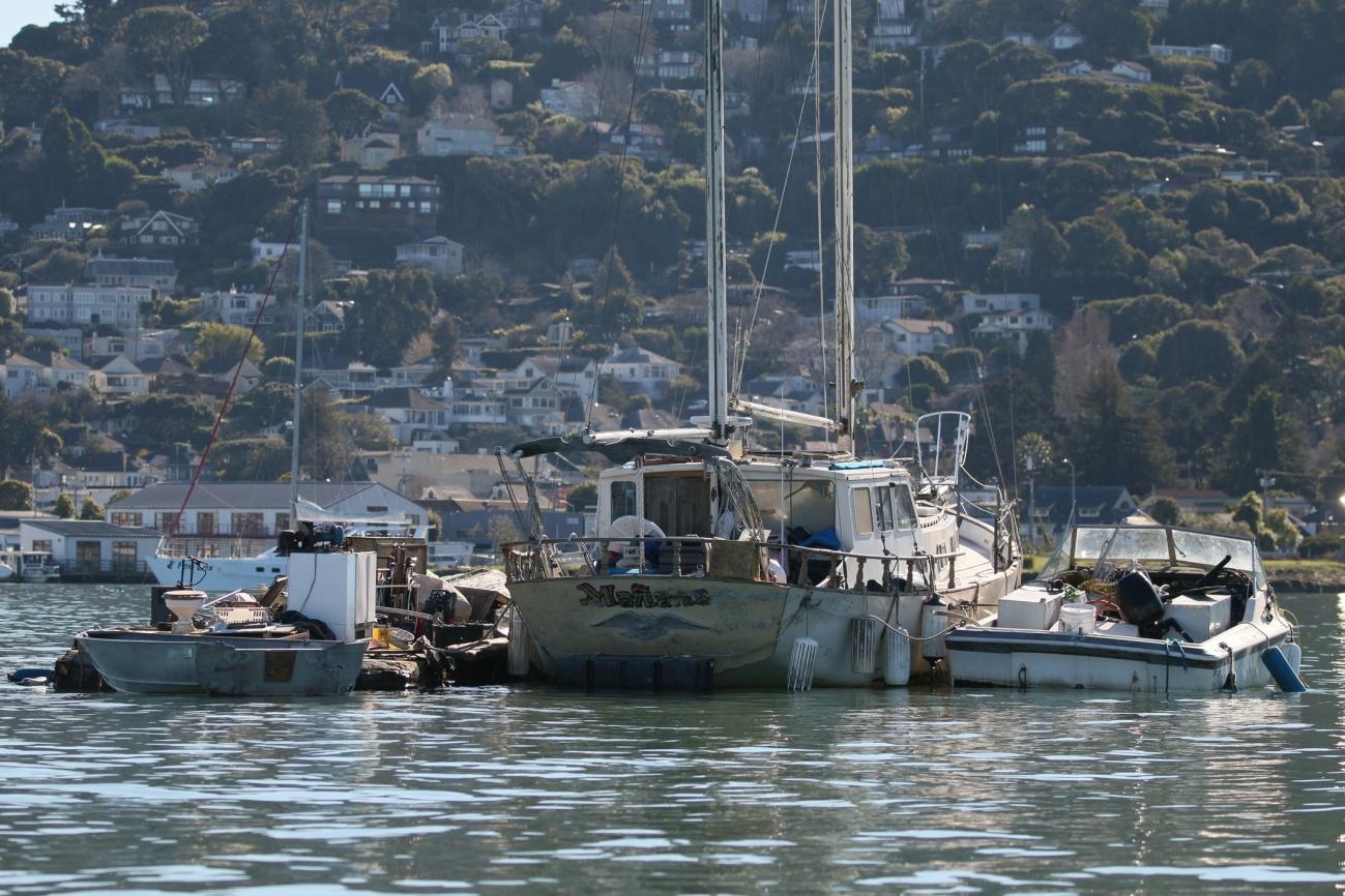 Image result for san diego bay Liveaboard problem