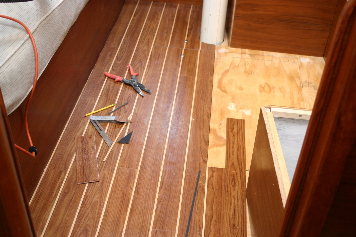 Teak Amp Holly Flooring