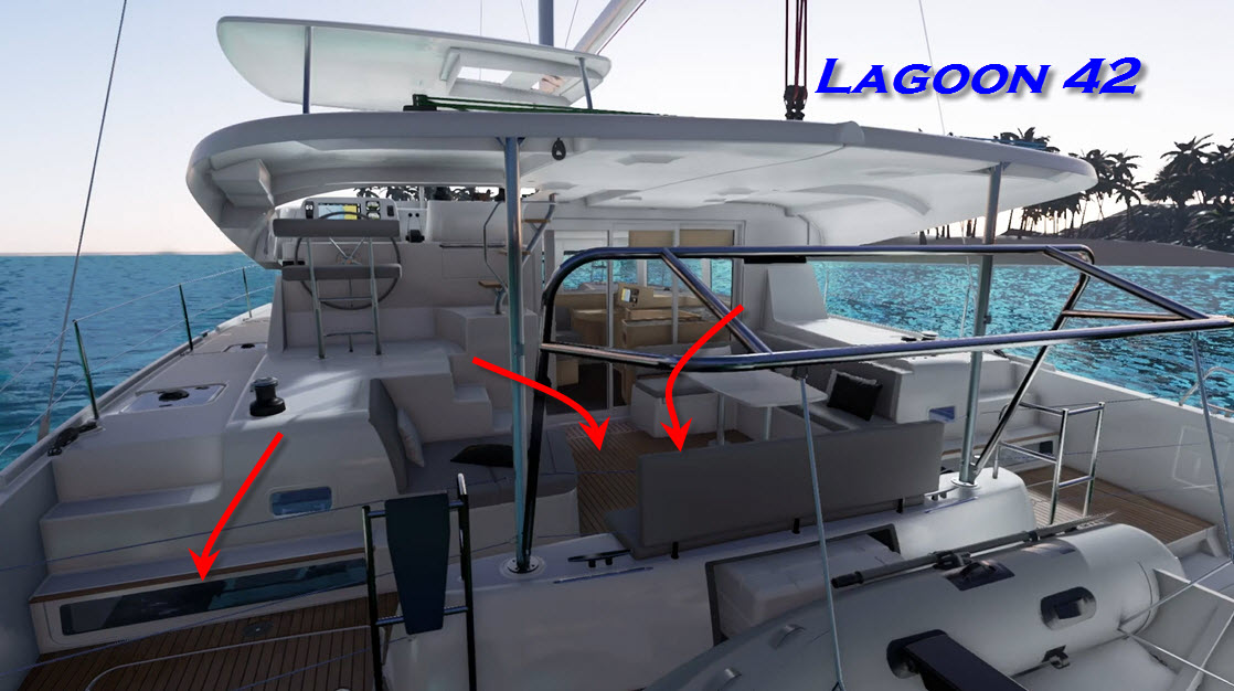 General Info Lagoon VS  Fountaine Pajot 2016 - Cruisers & Sailing Forums