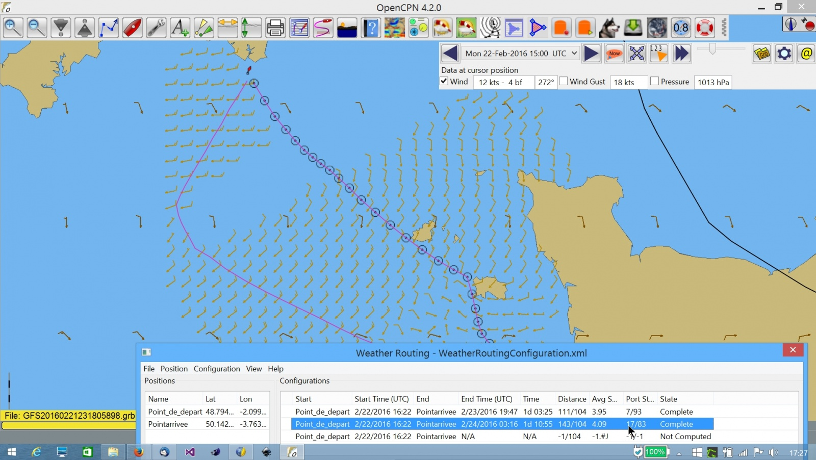 weather routing page 58 cruisers sailing forums