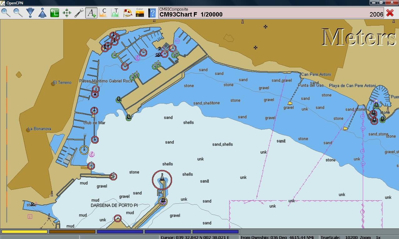 OpenSeaMap - S57-Based - Cruisers & Sailing Forums