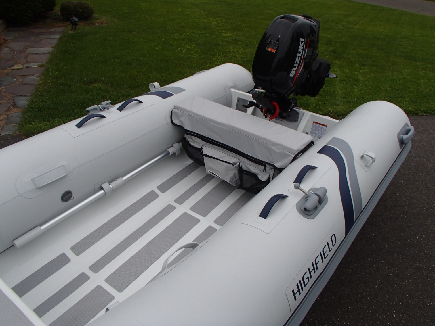 Fiberglass vs Aluminum for RIB Dinghy? - Cruisers & Sailing