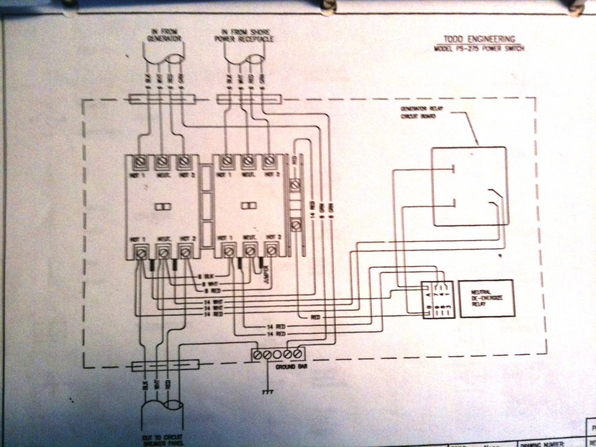 Wiring Diagram Of Ats Panel For Generator Solutions Automatic Transfer Switch Control Westinghouse