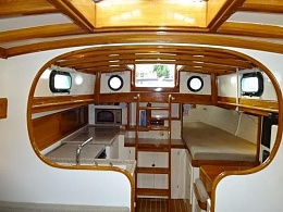 Click image for larger version  Name:Cape George 36 1975 $100k Saloon aft.jpg Views:1333 Size:51.1 KB ID:126406