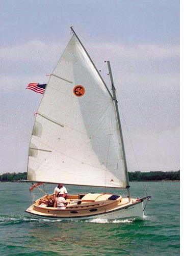 First trailerable sailboat? Have 2 small kids  - Page 4