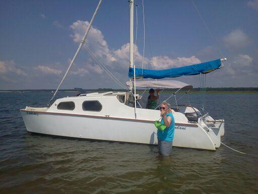 Pocket Cruiser Catamaran - Cruisers & Sailing Forums