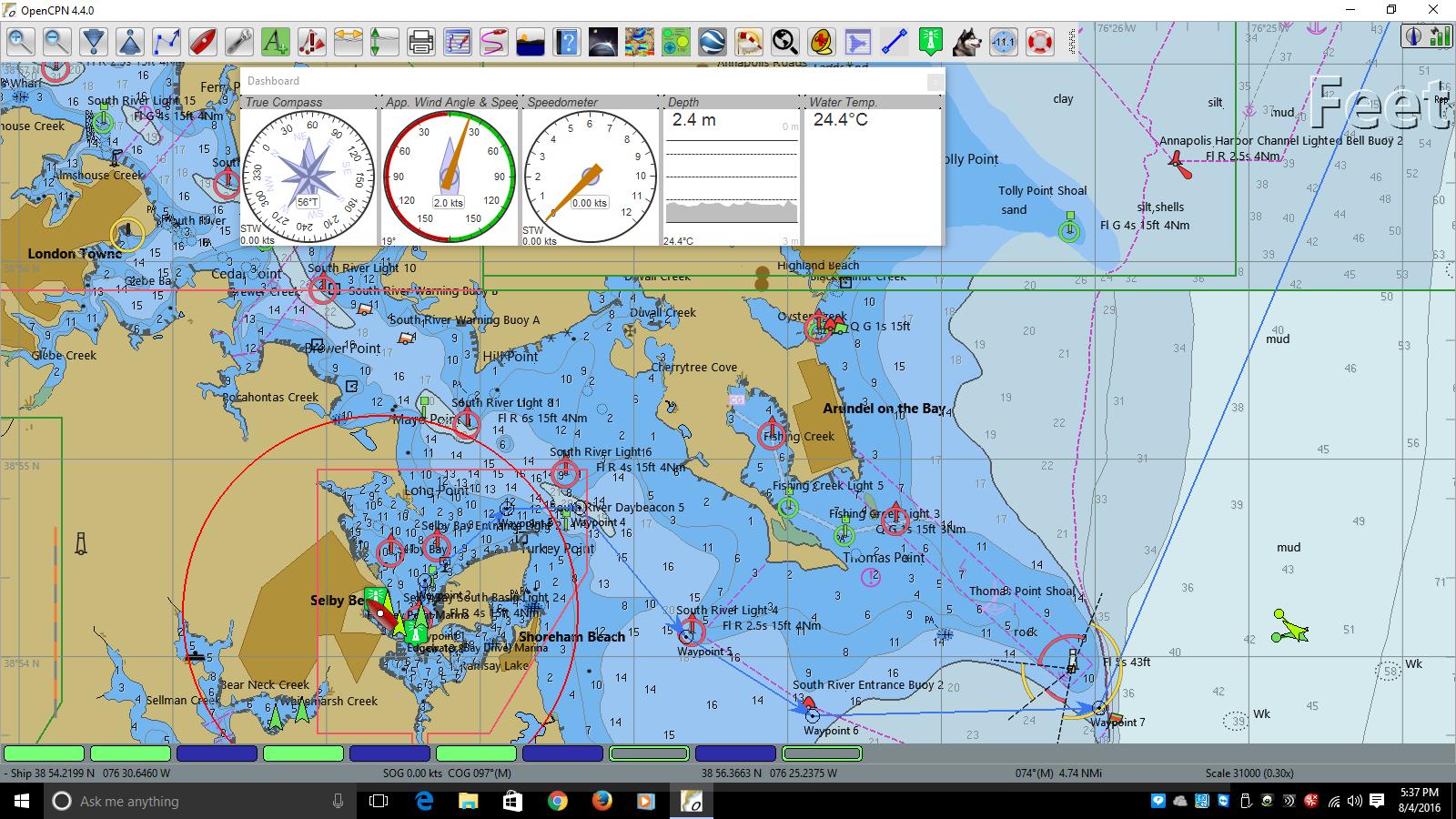 Actisense pc reader - Cruisers & Sailing Forums