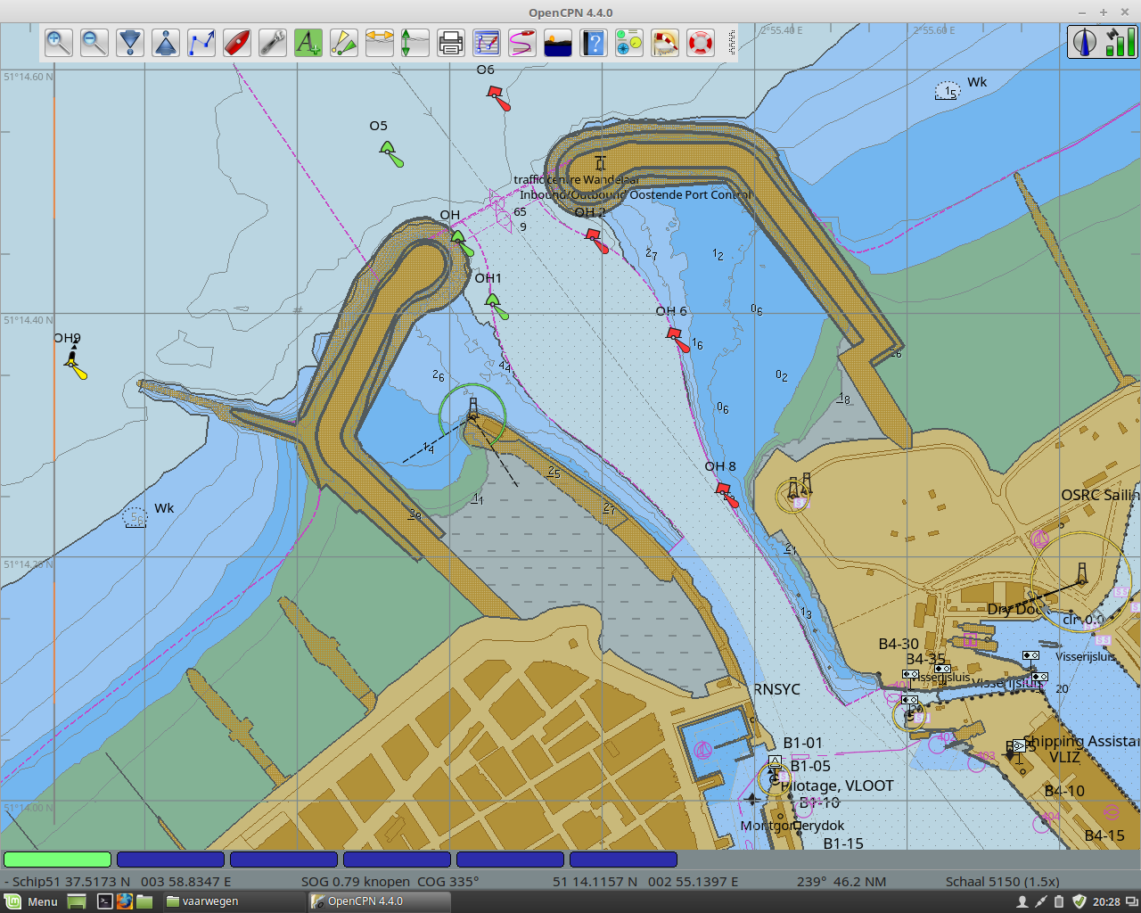 Charts: OpenSeaMap for OpenCPN - Cruisers & Sailing Forums