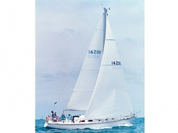 Click image for larger version  Name:hughes 38 under sail.JPG Views:248 Size:21.7 KB ID:131485