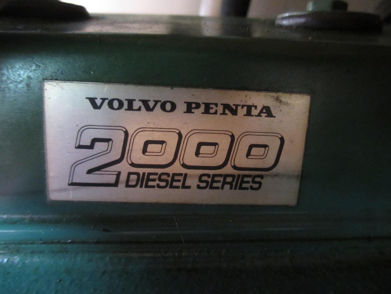 Volvo Penta 2002 Injector leaking Diesel up - Cruisers & Sailing Forums