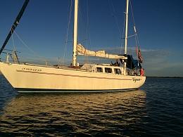 Gulf 32 for Alaska - Cruisers & Sailing Forums