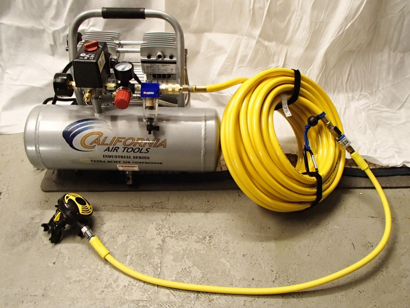 Portable dive tank compressor - which one? - Cruisers