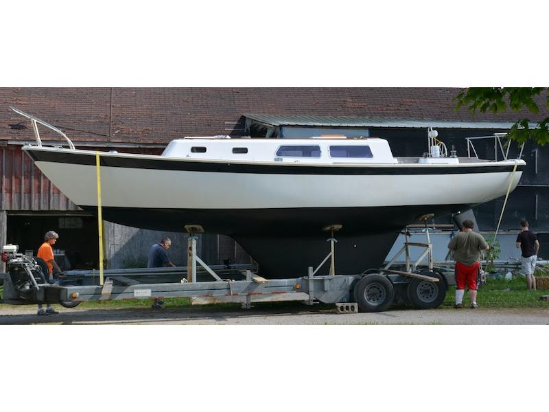 Electric Sailboats Illustrated Guide to Boats Converted For Sale and