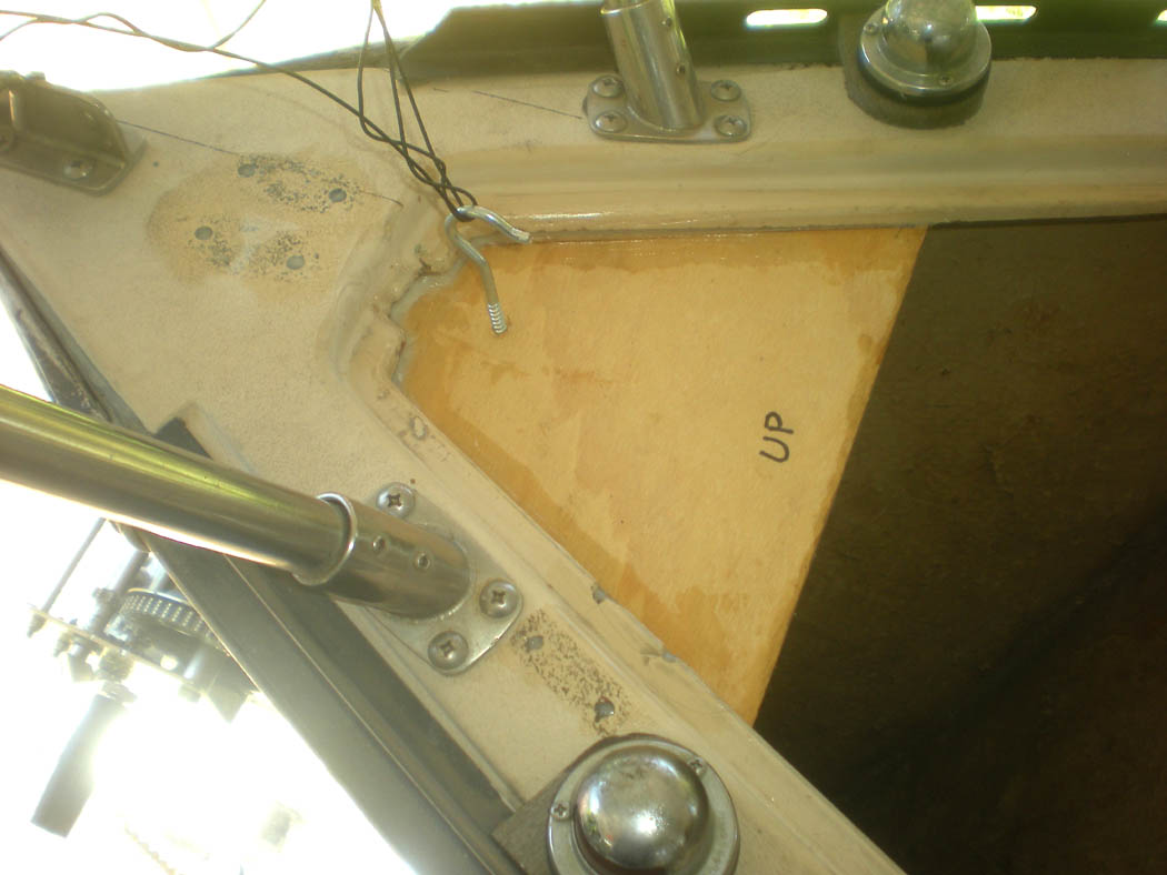 Click image for larger version  Name:Backing with WEST and Plywood.jpg Views:94 Size:83.7 KB ID:150470