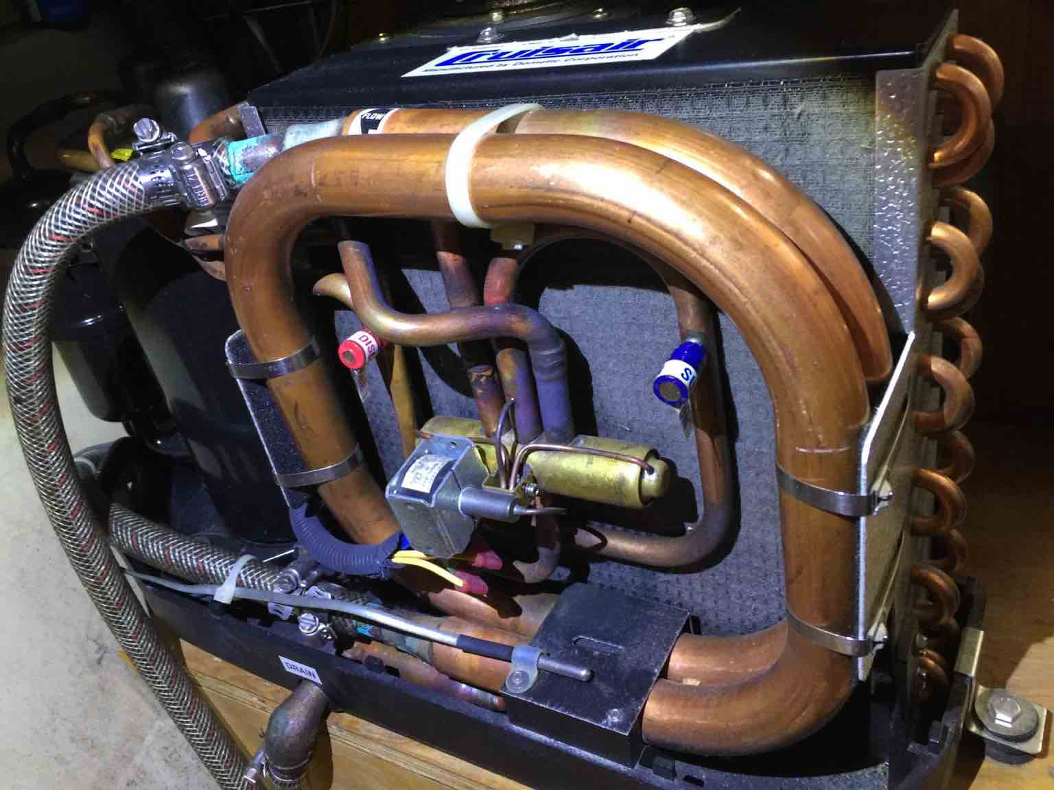 Cruisair AC Refrigerant - Cruisers & Sailing Forums