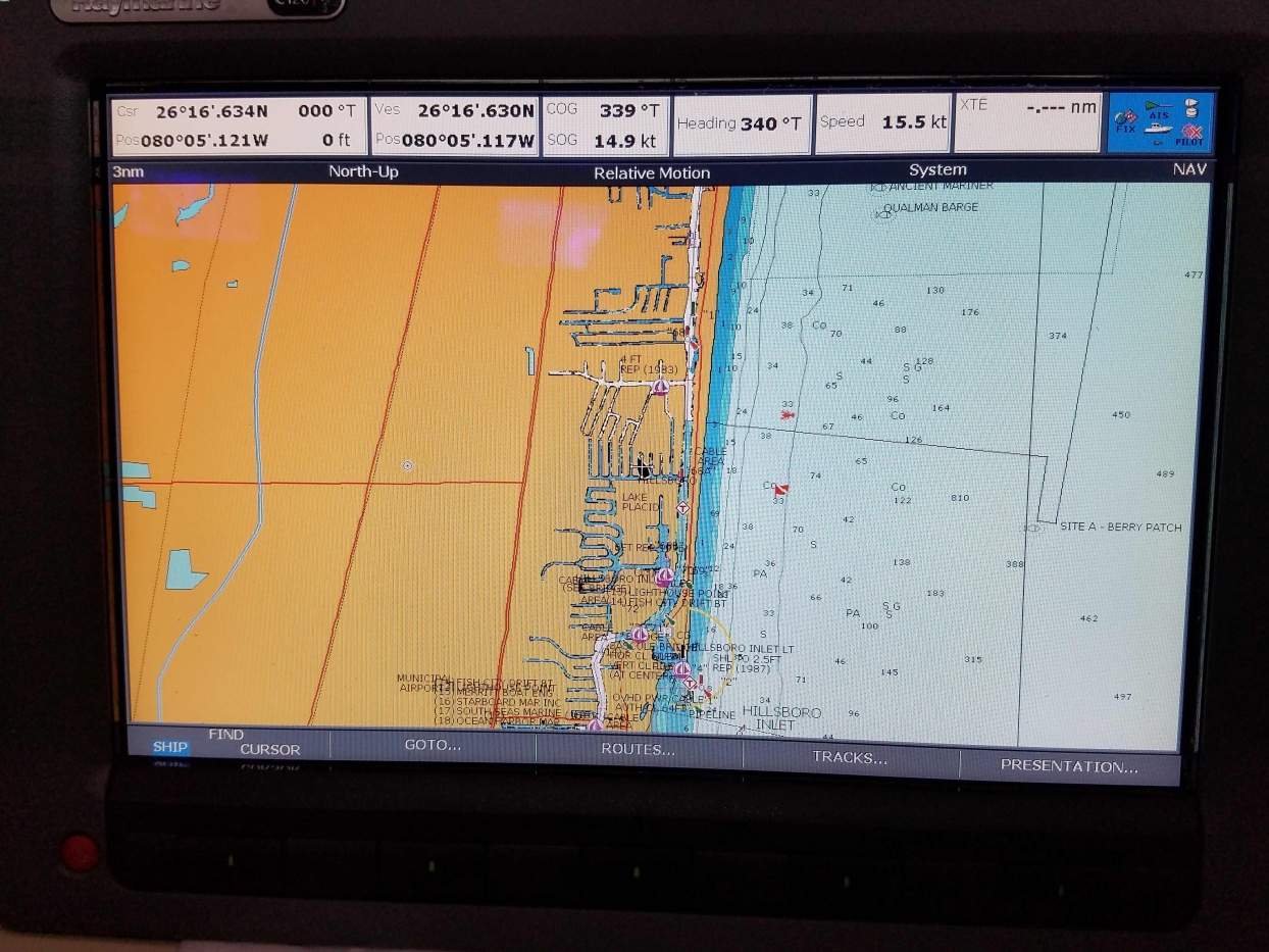 Raymarine Electronics Upgrade Advice? - Cruisers & Sailing Forums