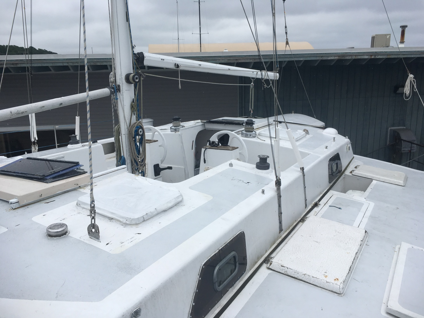 For Sale: 1987 Searunner 37 Trimaran - Cruisers & Sailing Forums