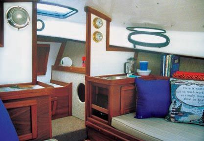 Smaller low maintenance boats - Page 2 - Cruisers & Sailing Forums