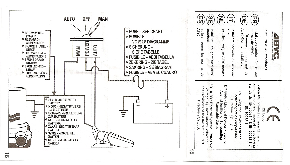 wiring diagram for bilge pump float switch the wiring diagram rule bilge pump float switch wiring diagram diagram wiring diagram