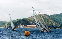 Click image for larger version  Name:White Bean under sail Trinidad race.jpg Views:525 Size:177.6 KB ID:158788