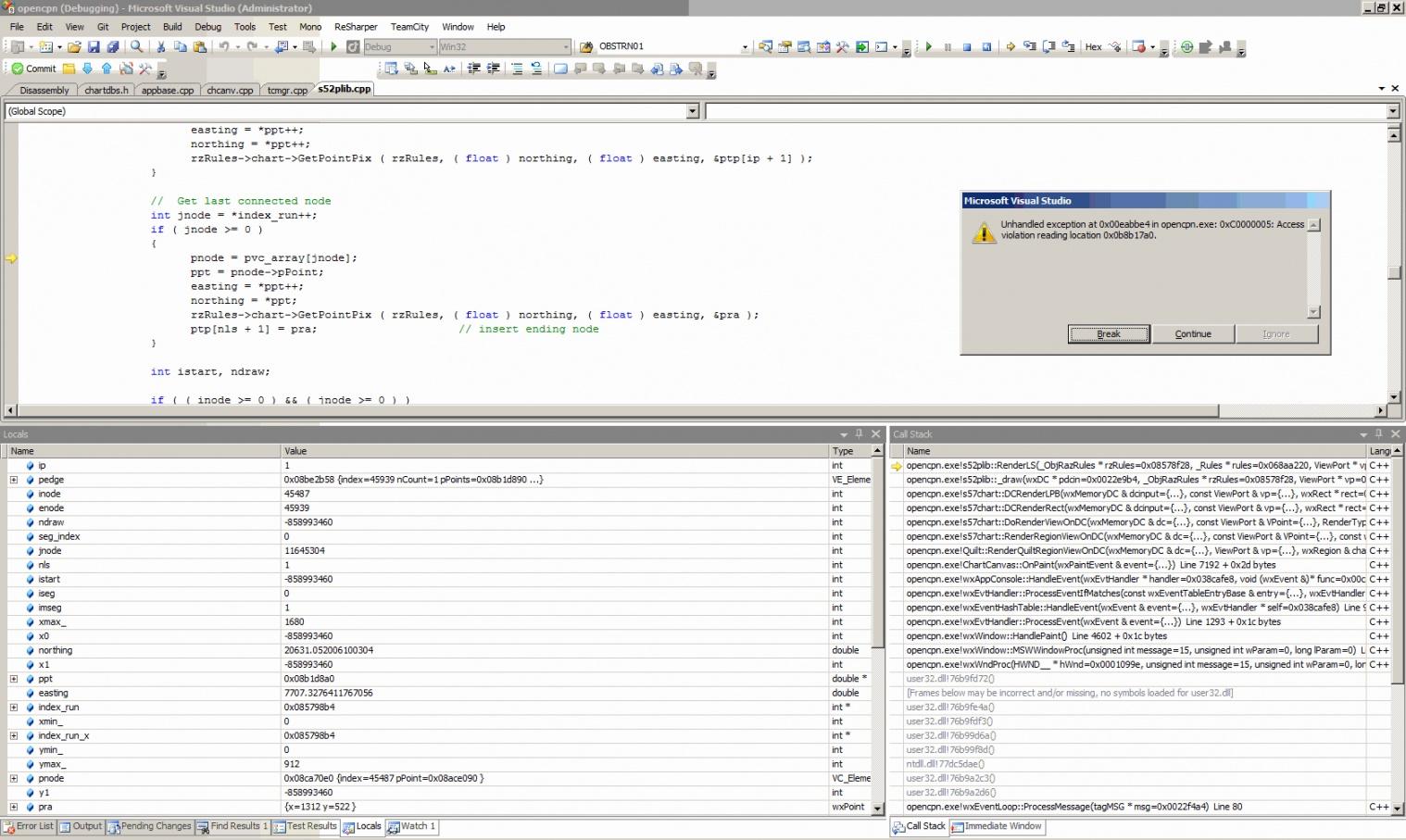 Click image for larger version  Name:risserver_plib_crash.jpg Views:87 Size:411.3 KB ID:15989