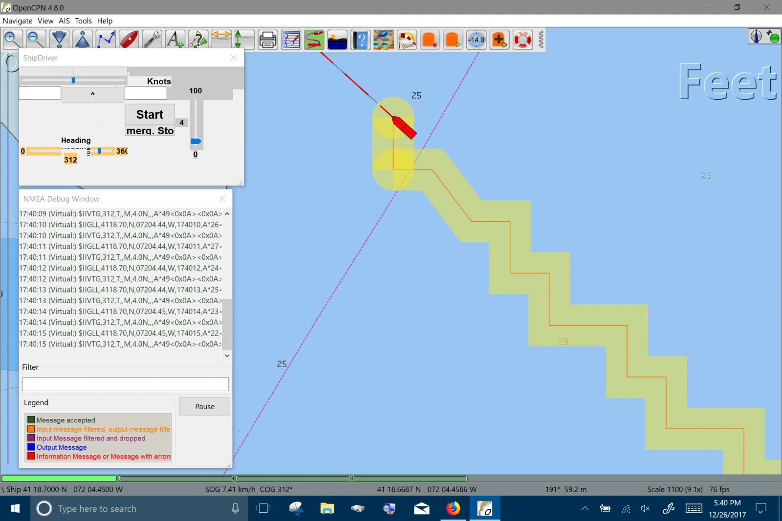 ShipDriver - another BETA!!! - Page 2 - Cruisers & Sailing Forums