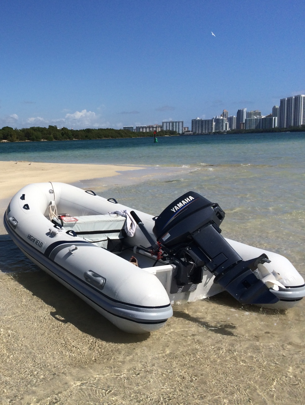 Tender Outboard Size  15HP or 20HP? - Cruisers & Sailing Forums