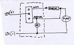 Bilge Pump Float Switch Wiring Diagram from www.cruisersforum.com