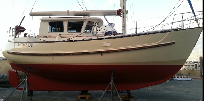 Fisher 32 - Cruisers & Sailing Forums