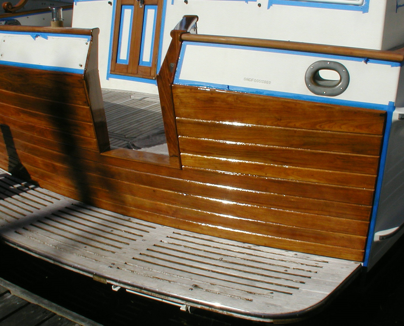 Click image for larger version  Name:Finished Transom.jpg Views:205 Size:371.0 KB ID:1679