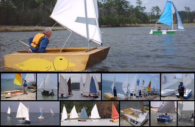 Learning to Sail with
