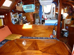 Click image for larger version  Name:salon looking at companionway.jpg Views:482 Size:58.4 KB ID:175575