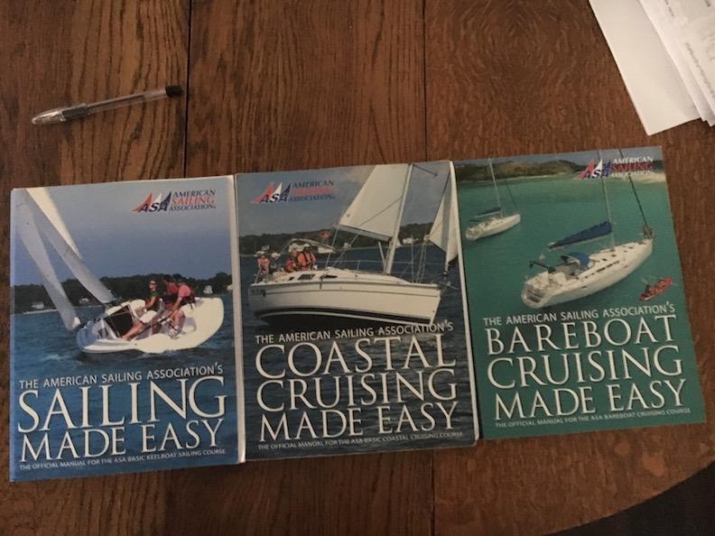 Free beginner ASA books - Cruisers & Sailing Forums