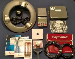 For Sale: Raymarine Autohelm SmartPilot X-5 Wheel Autopilot