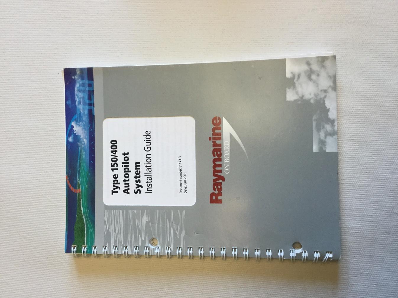 For Sale: ST era Raymarine electronics - Cruisers & Sailing
